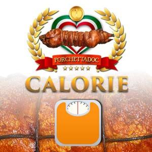 Calorie della porchetta per 100 grammi - Porchetta valori nutrizionali