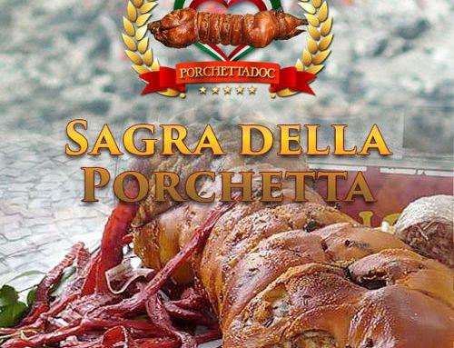 Sagra  Porchetta Ariccia  Storia