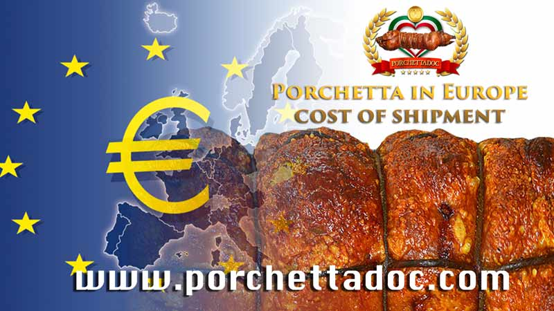 Porchetta International Shipment
