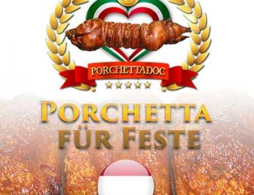 Porchetta für eine Partei – Porchetta für Feste