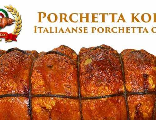 Porchetta kopen Italiaanse porchetta online