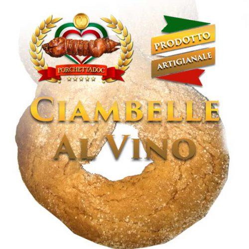 Ciambelle al Vino Ariccine vendita online