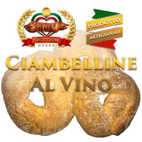ciambelline-al-vino