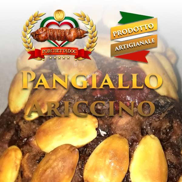 Pangiallo romano un dolce della tradizione natalizia for Dolce tipico romano