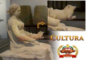 Sacrificio di un porchetto alla dea Cerere Cenni di storia