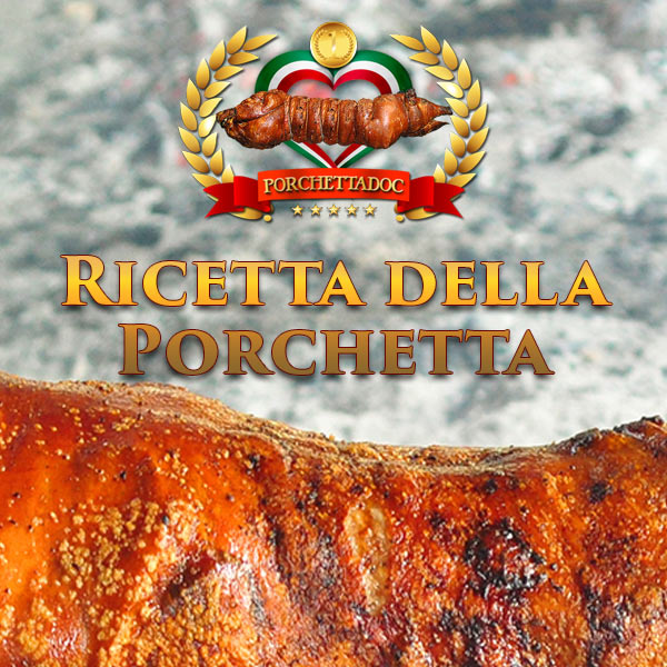 recipe image Porchetta Arrosto al forno | Ingredienti