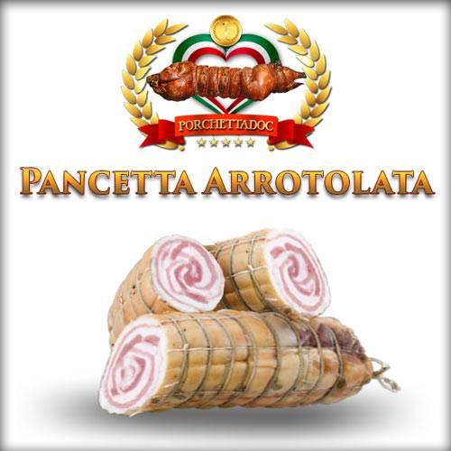 Pancetta Arrotolata