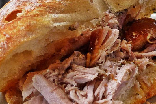 porchetta-sandwich-recipe Panino con porchetta. Ovvero lo streetfood!