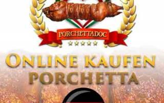 Online kaufen porchetta