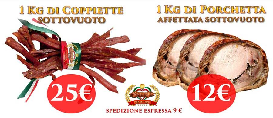 Porchetta e coppiette offerta Translate website