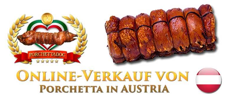 Porchetta für Feste ONLINE VERKAUF