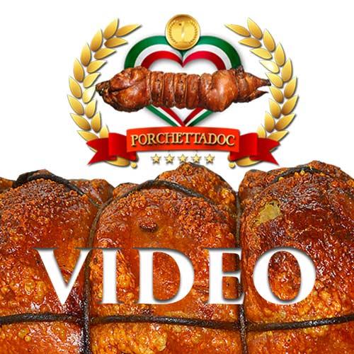 Video sulla porchetta