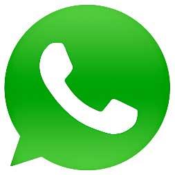 Invia un messaggio whatsapp!