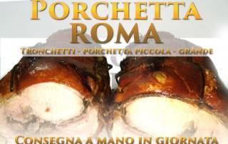 Porchetta con consegna a domicilio nella Capitale Roma