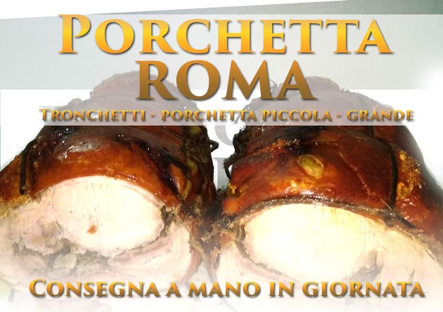Porchetta Roma | La porchetta una pietanza tipica della tradizione Romana e del lazio in particolare, la sua storia è nata proprio nella capitale alcuni millenni fa, quando in onore della dea Cerere, durante i riti propiziatori denominti