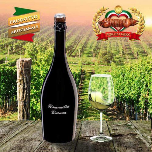 Romanella Frizzzante vino dolce e piacevole