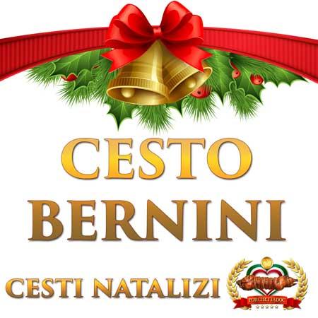 Cesti natalizi in vendita online Confezioni regalo contenenti prodotti tipici Ariccini Cesto Natalizio Bernini, la qualità tutta Ariccina.