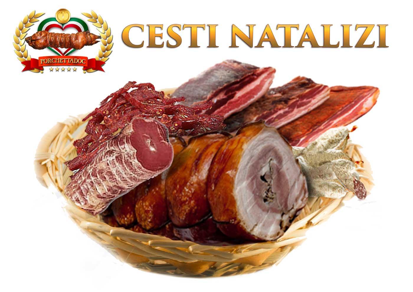 Cesto natalizio 2017 online. Cesto Natalizio Online, prodotti tipici, porchetta, coppiette, romanella.