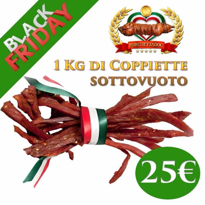 Coppiette e Porchetta BLACK FRIDAY