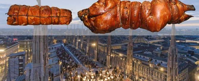 Porchetta Milano con consegna in 24 ore Porchetta  Ariccia o Romana