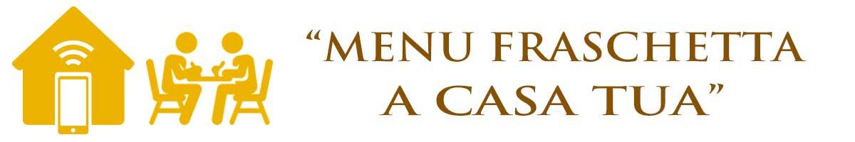 E' possibile ordinare i nostri menu per una fraschetta a domicilio direttamente a casa vostra o nella vostra festa aziendale. Fraschetta a domicilio roma
