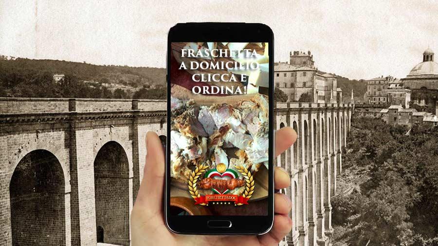 Fraschetta domicilio Roma consegna gratuita pagamento alla consegna Fraschetta a domicilio roma