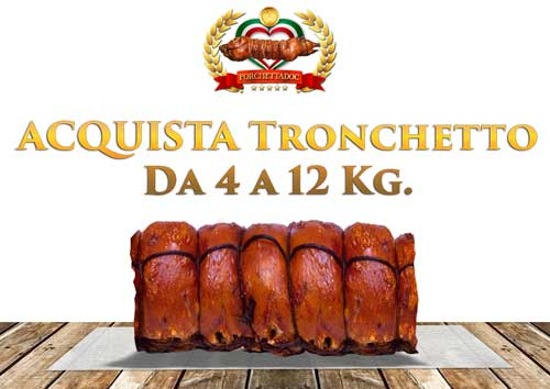 Acquista tronchetto online! FAQ