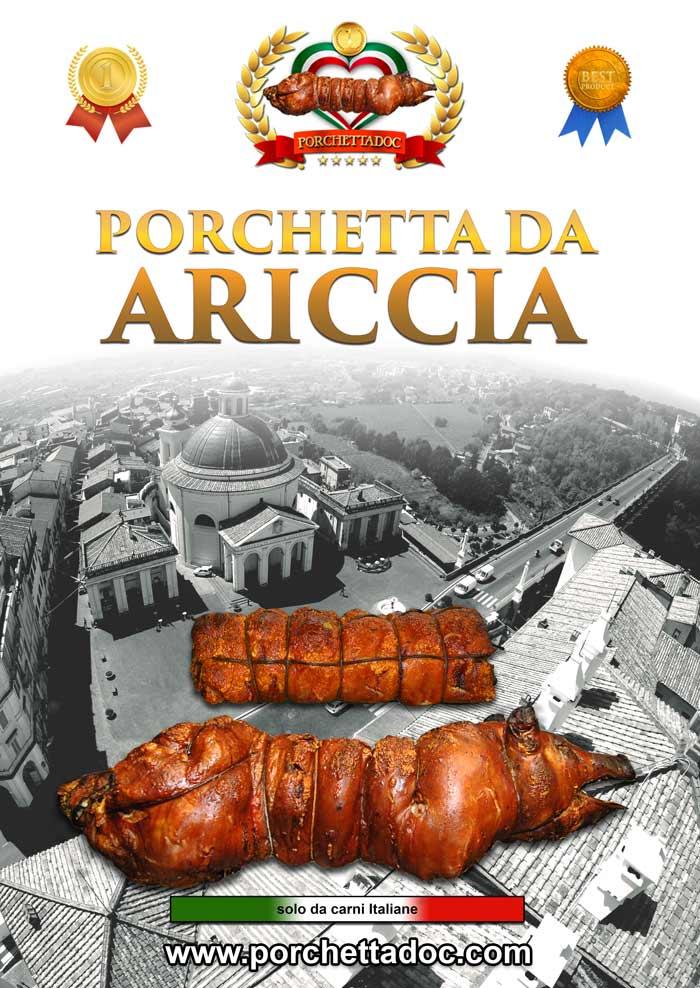 La migliore porchetta di Ariccia? Scoprine le caratteristiche La migliore porchetta di Ariccia?