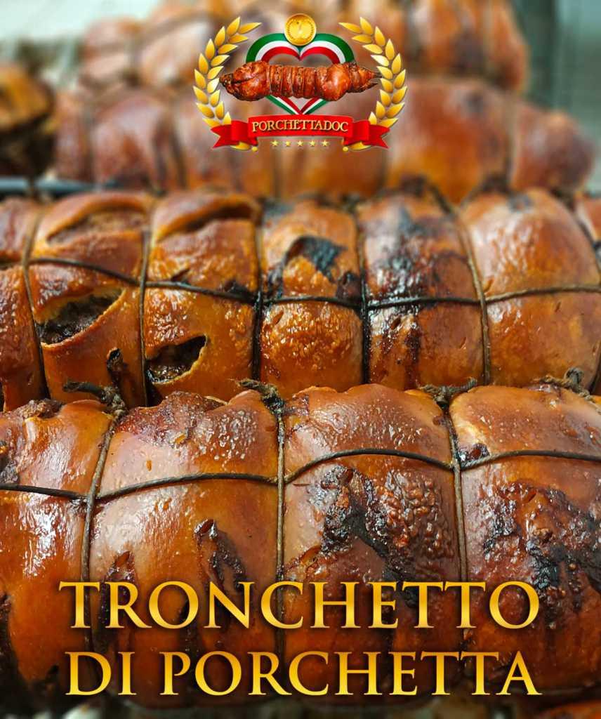 Tronchetto di porchetta Milano Tronchetto di porchetta Milano