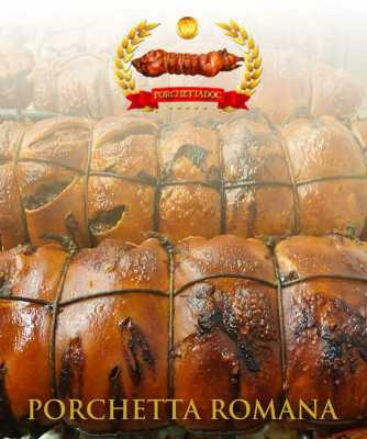 Porchetta Romana ovvero porchetta di Ariccia