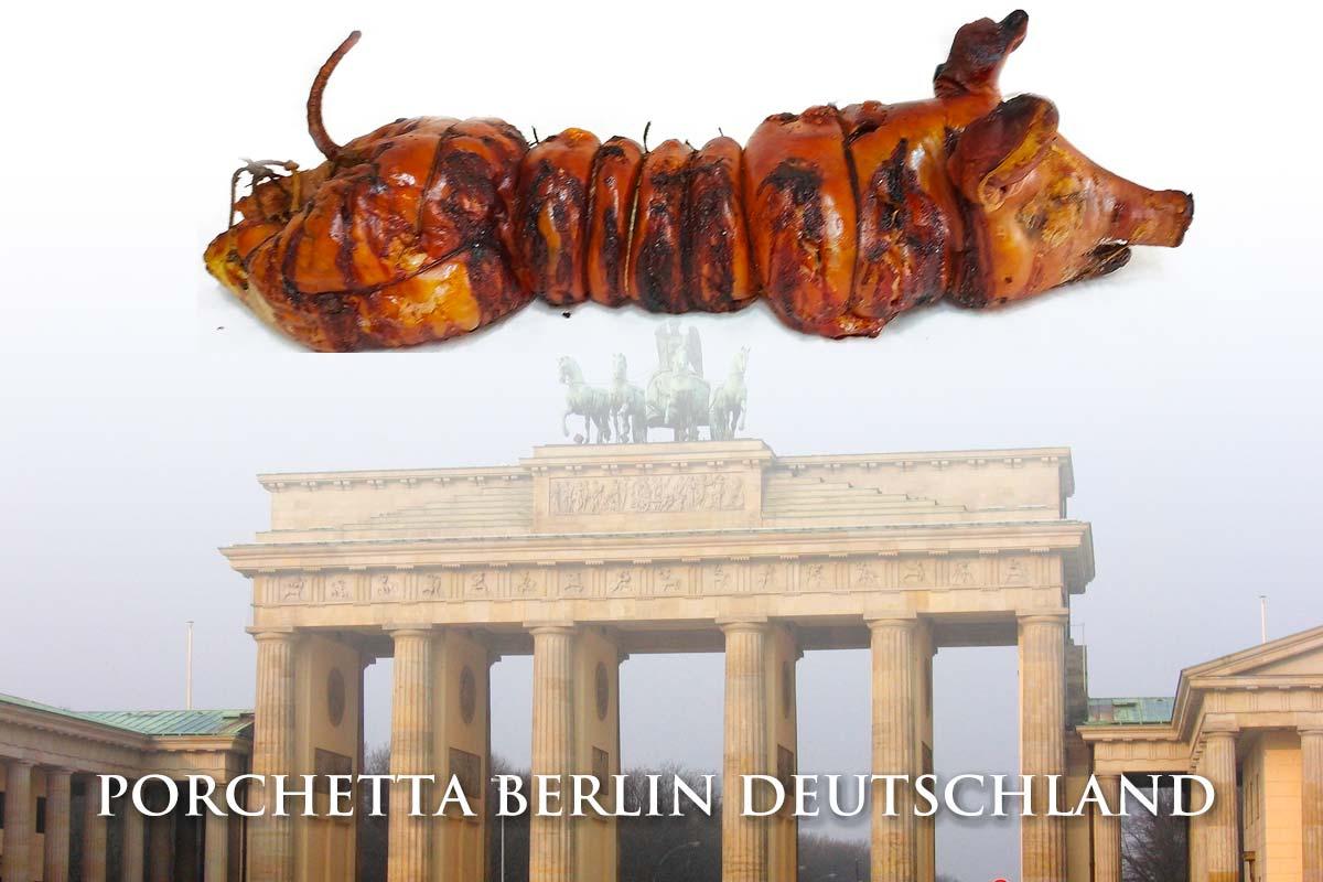 Porchetta Berlin Deutschland