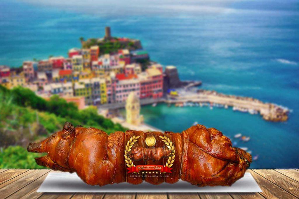 Porchetta Liguria vendita con spedizione da Ariccia