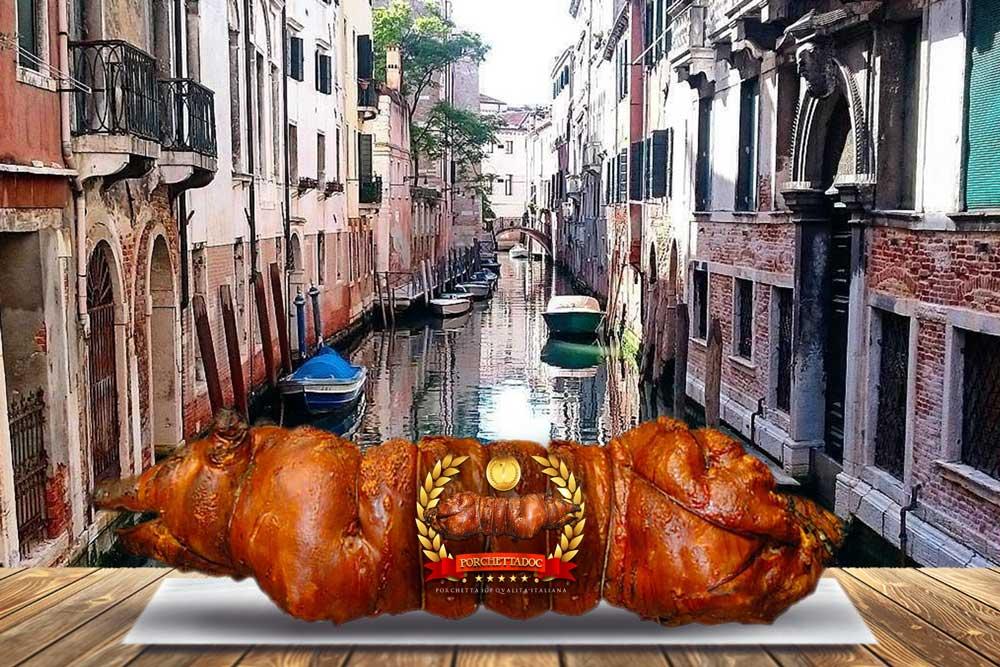 Porchetta Veneto e provincie