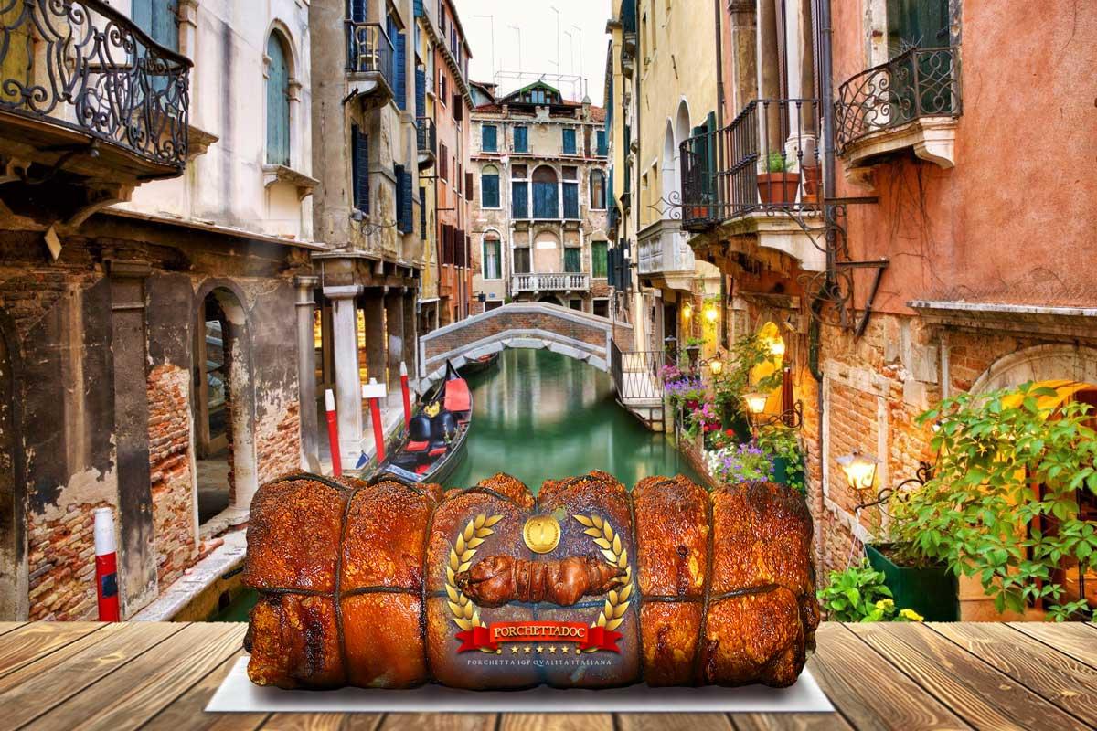 Porchetta in tutto il veneto spedizione con corriere refrigerato il martedi Porchetta in Veneto